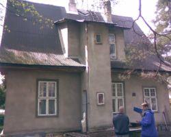 Vana katuse lammutamine