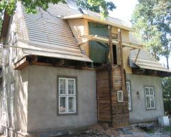 Katuse puidutööd