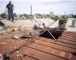 Katuse lammutamine