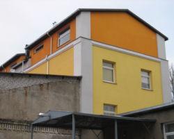 Fassaadi ja katuse plekid