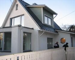 Fassaadi ja katuse plekitööd